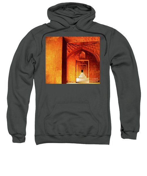 Doors Of India - Taj Mahal Sweatshirt