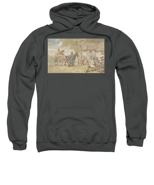 Dr Syntax Outside The Halfway House Sweatshirt