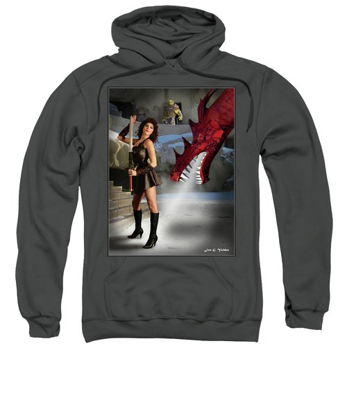 Dragon Breath Sweatshirt