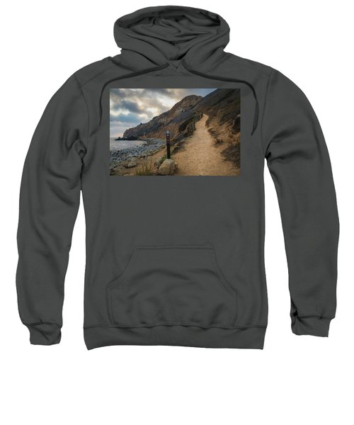 Dramatic Tovemore Trail Sweatshirt