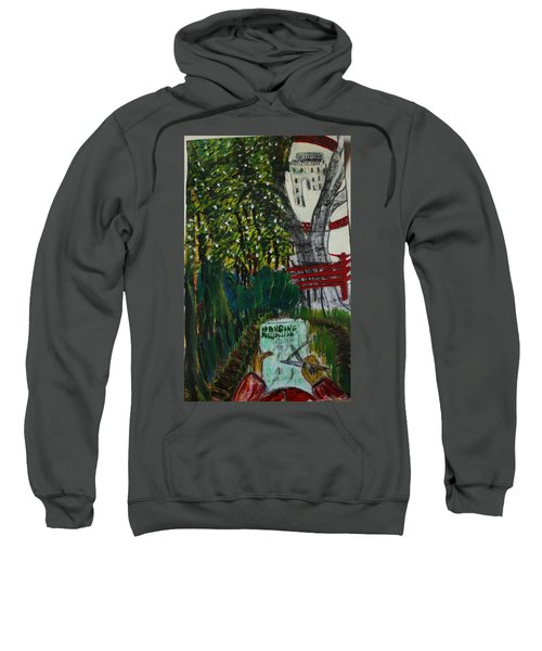 Drawing The Lavish Abuser Sweatshirt