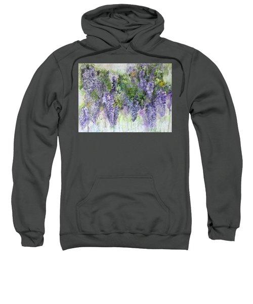 Dreams Of Wisteria Sweatshirt