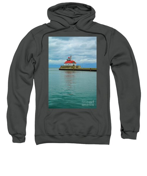 Duluth Lighthouse 2 Sweatshirt