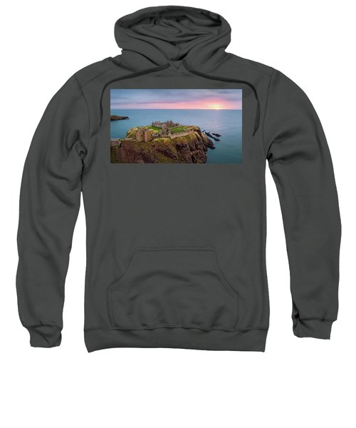 Dunnottar Sunrise Sweatshirt