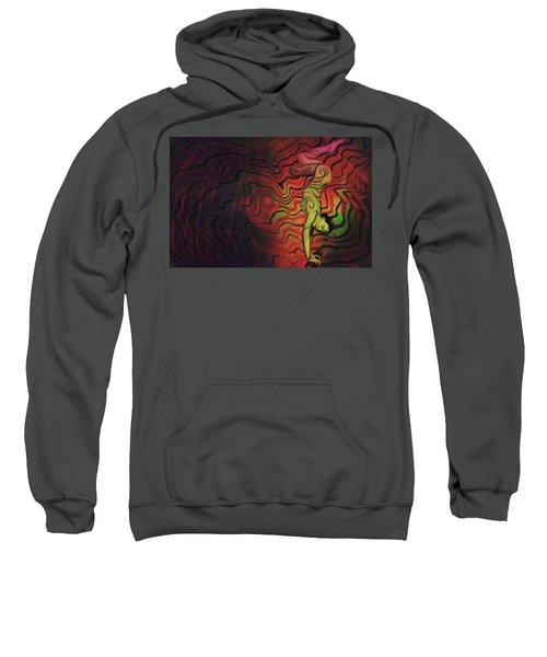 Dynamic Color Sweatshirt