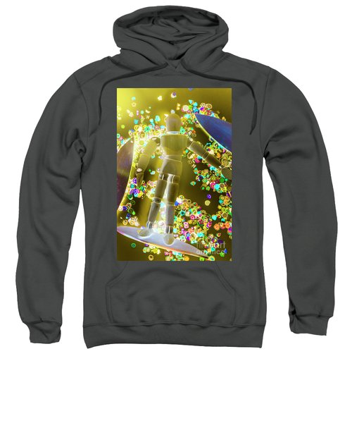 Dynamic Summer Break Sweatshirt