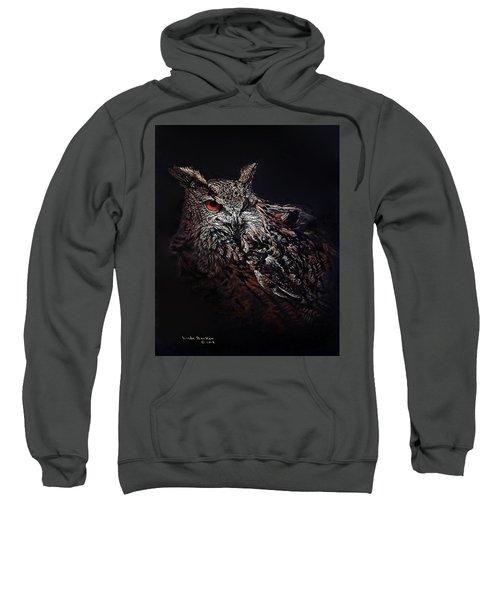 Eagle Owl Sweatshirt