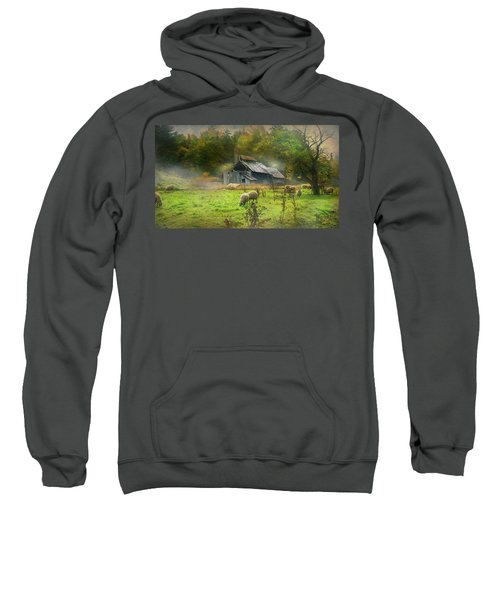 Early Morning Grazing Sweatshirt