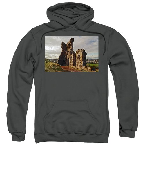 Edinburgh. St. Anthony's Chapel, Holyrood Park Sweatshirt