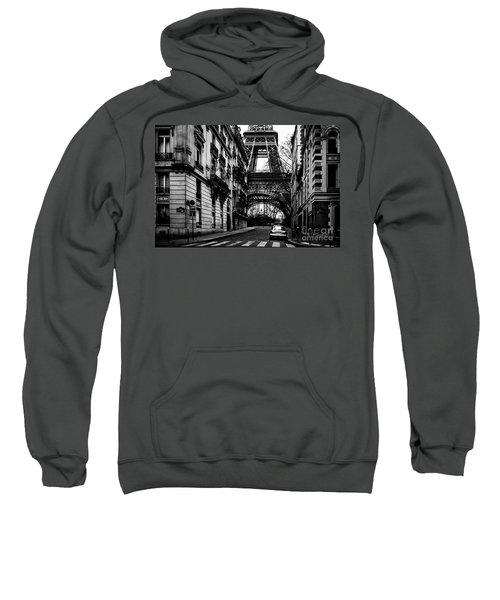 Eiffel Tower - Classic View Sweatshirt