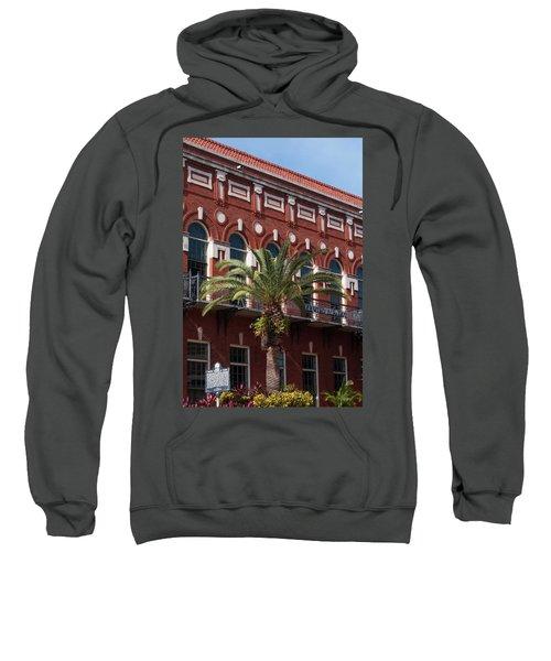 El Centro Espanol De Tampa Sweatshirt