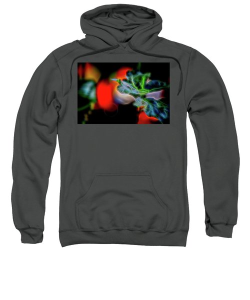 Electric Leaves Sweatshirt
