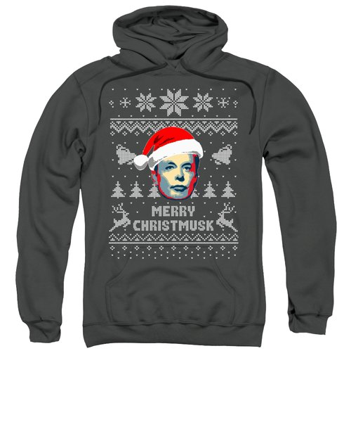 Elon Musk Merry Christmusk Sweatshirt