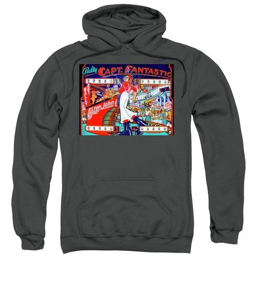 Elton John Pinball Wizard Sweatshirt