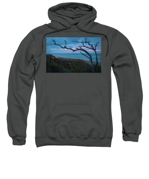 Emerald Isle Obx - Blue Hour - North Carolina Summer Beach Sweatshirt