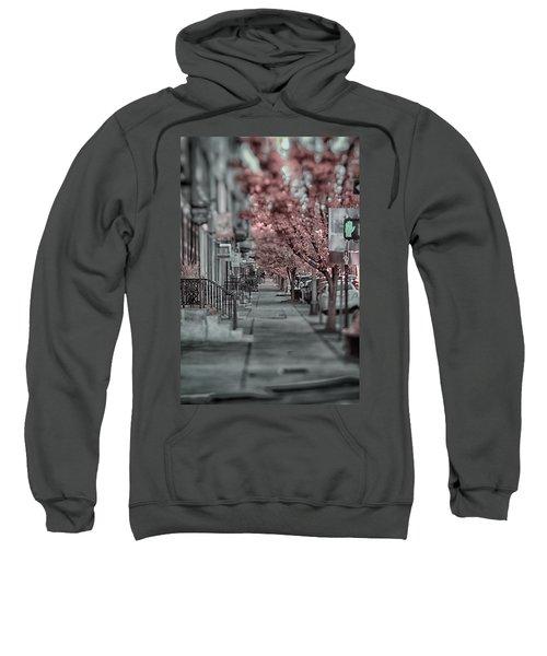 Empty Sidewalk Sweatshirt