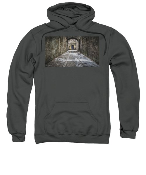 End Of The Tracks Sweatshirt