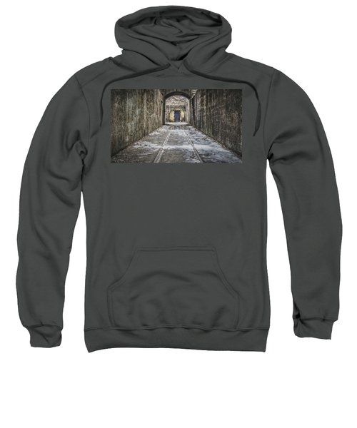 End Of The Tracks Sweatshirt