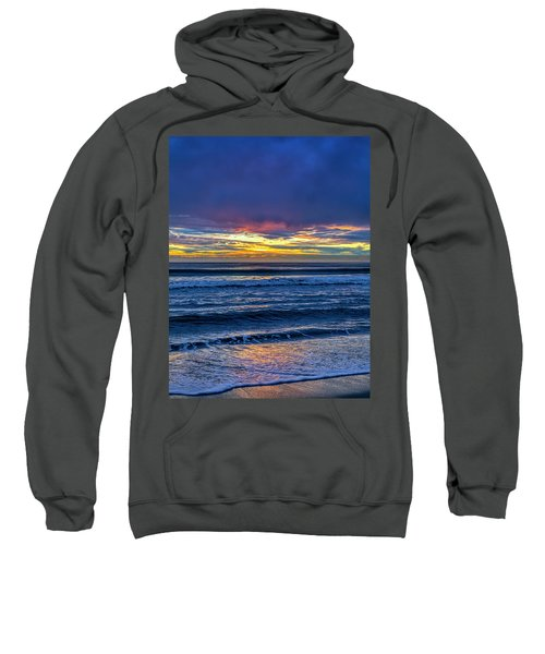 Entering The Blue Hour Sweatshirt