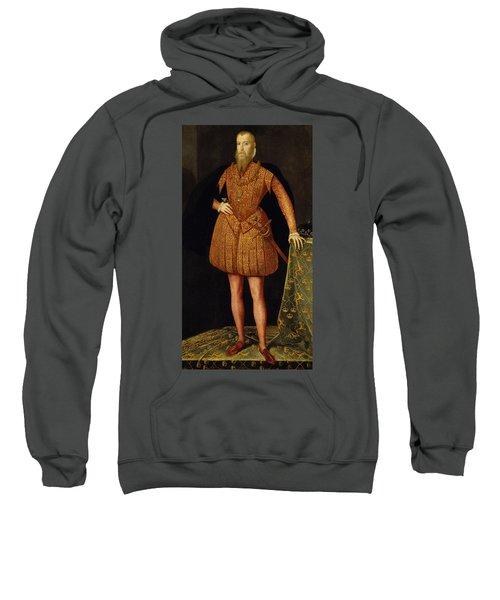 Erik Xiv, 1533-1577, King Of Sweden Sweatshirt