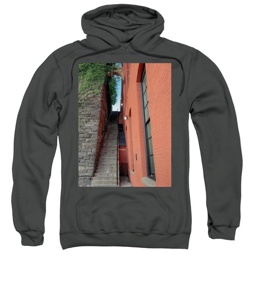 Exorcist Stairs Beauty Sweatshirt