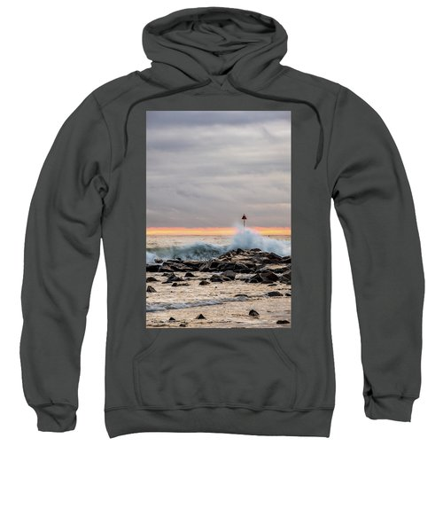 Explosive Sea 1 Sweatshirt