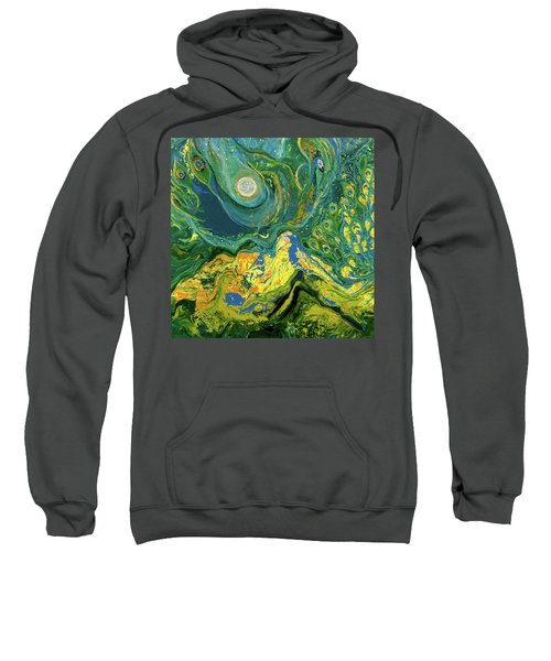 Eyes Of The Stars Sweatshirt