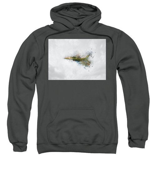 F16 Fighting Falcon Sweatshirt
