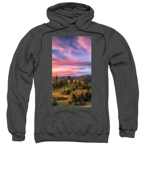 Fairytale Triptych 2 Sweatshirt