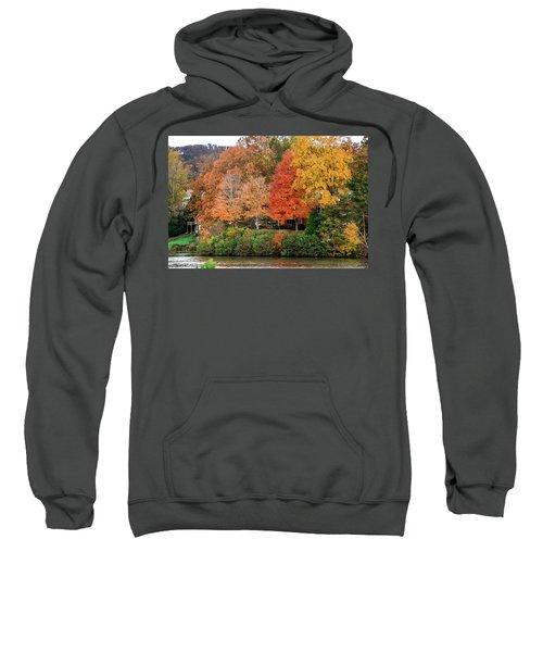 Fall At The Lake Sweatshirt