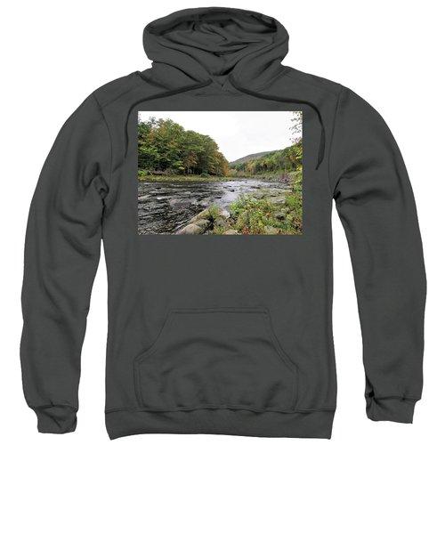 Fall In The Beaverkill Valley Sweatshirt