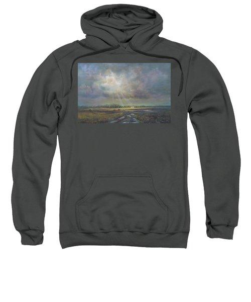 Farm In Spring Sweatshirt