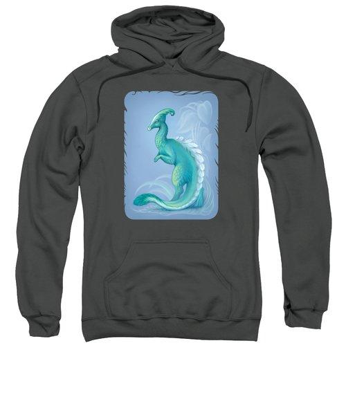 Feathered Dinosaur, Parasaurolophus Sweatshirt