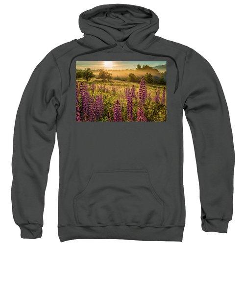 Fields Of Lupine Sweatshirt