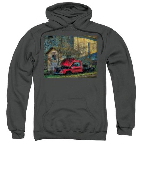 Final Resting Place Sweatshirt
