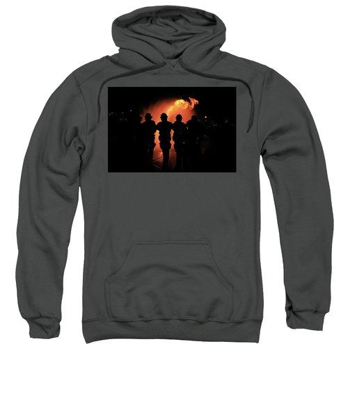 Fire Dragon Sweatshirt