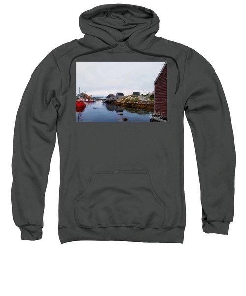 Fish Shacks  Sweatshirt