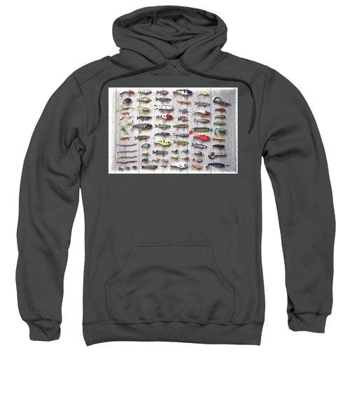 Fishing Lures - Dwp2669219 Sweatshirt