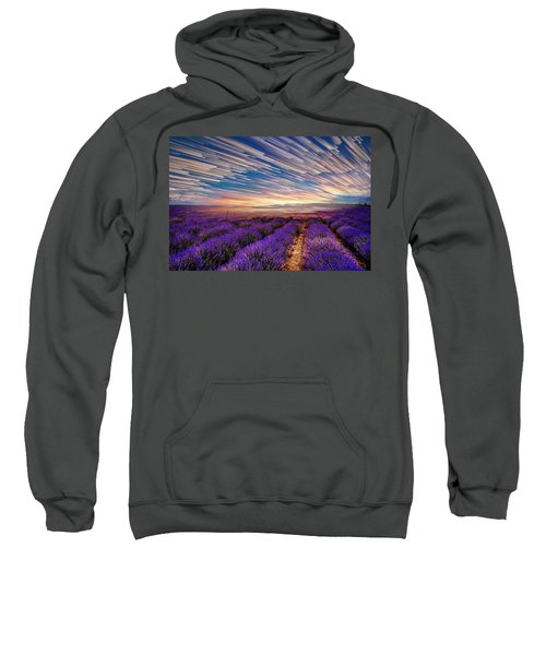 Flower Landscape Sweatshirt