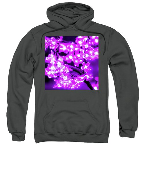Flower Lights 2 Sweatshirt