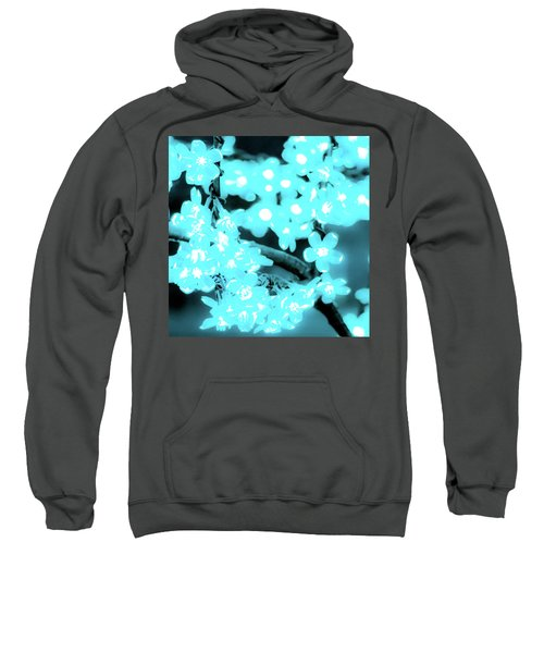 Flower Lights 3 Sweatshirt