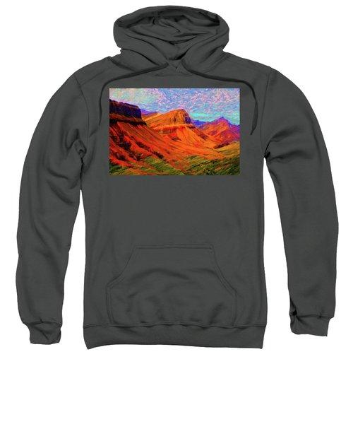 Flowing Rock Sweatshirt
