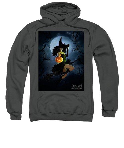 Fly By Night Halloween Sweatshirt
