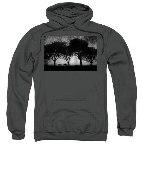 Foggy Morning Ride Sweatshirt