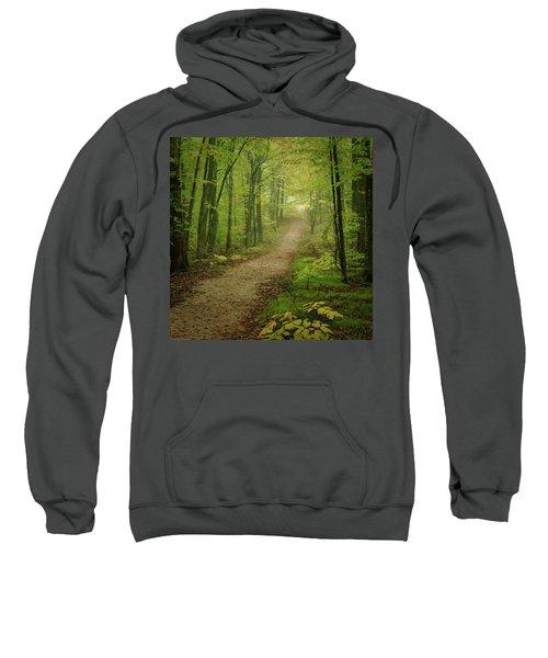 Foggy Path Sweatshirt