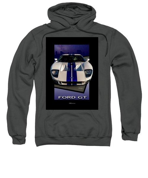 Ford Gt - City Escape Sweatshirt