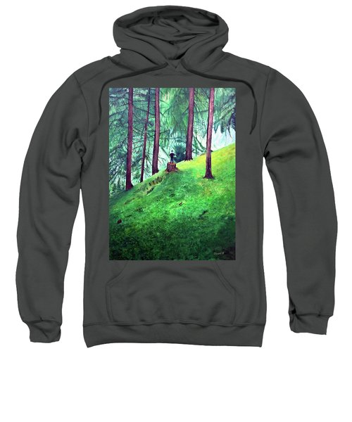 Forest Through The Trees Sweatshirt