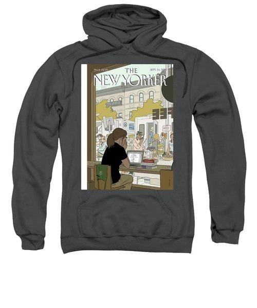 Fourth Wall Sweatshirt