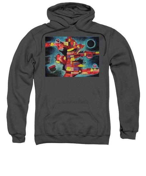Fractured Fire Sweatshirt