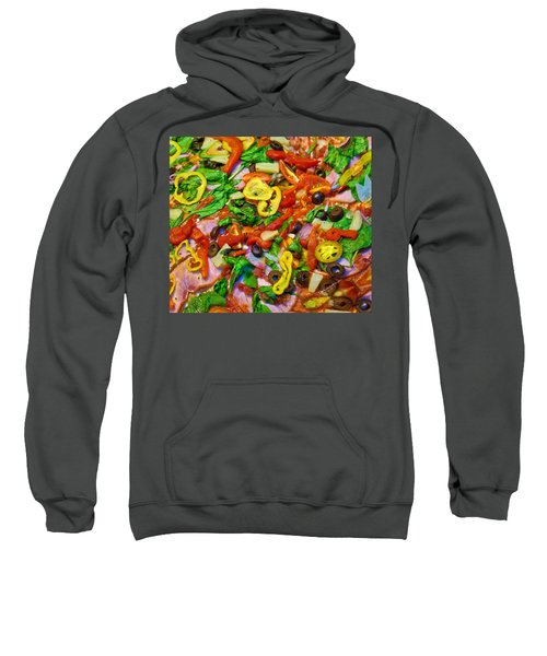 Fresh Pizza Sweatshirt